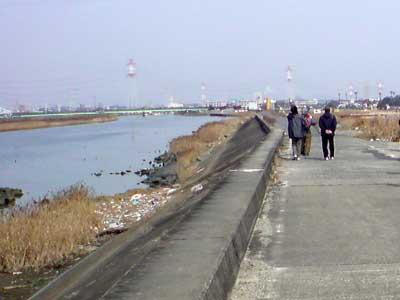 境川河口 | 西三河の自然観察地...